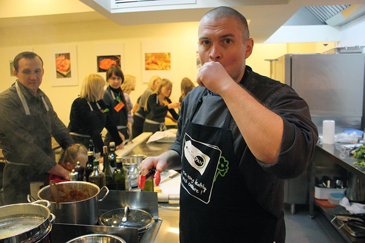 Курс «Основы итальянской кухни». Одесский блог Марии Каленской о кулинарии.