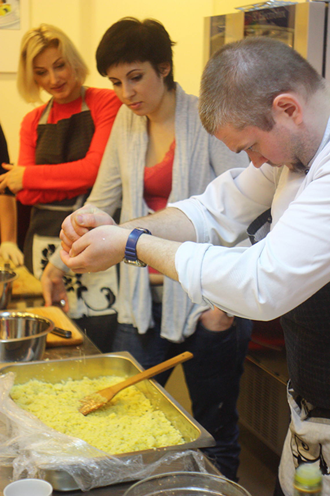 Кулинарные курсы. Урок «Франко-марокканская кухня». Кулинарный сайт Марии Каленской.