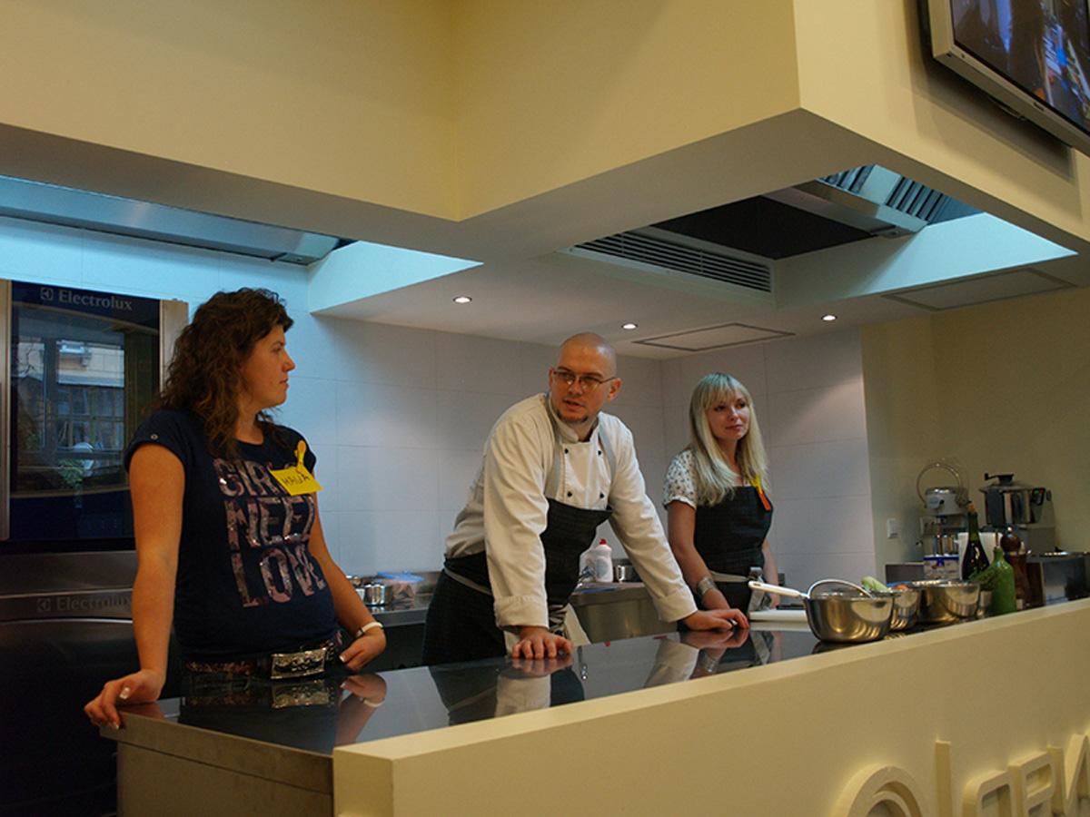 Урок «Viva Italia!» Одесский блог Марии Каленской о кулинарии.