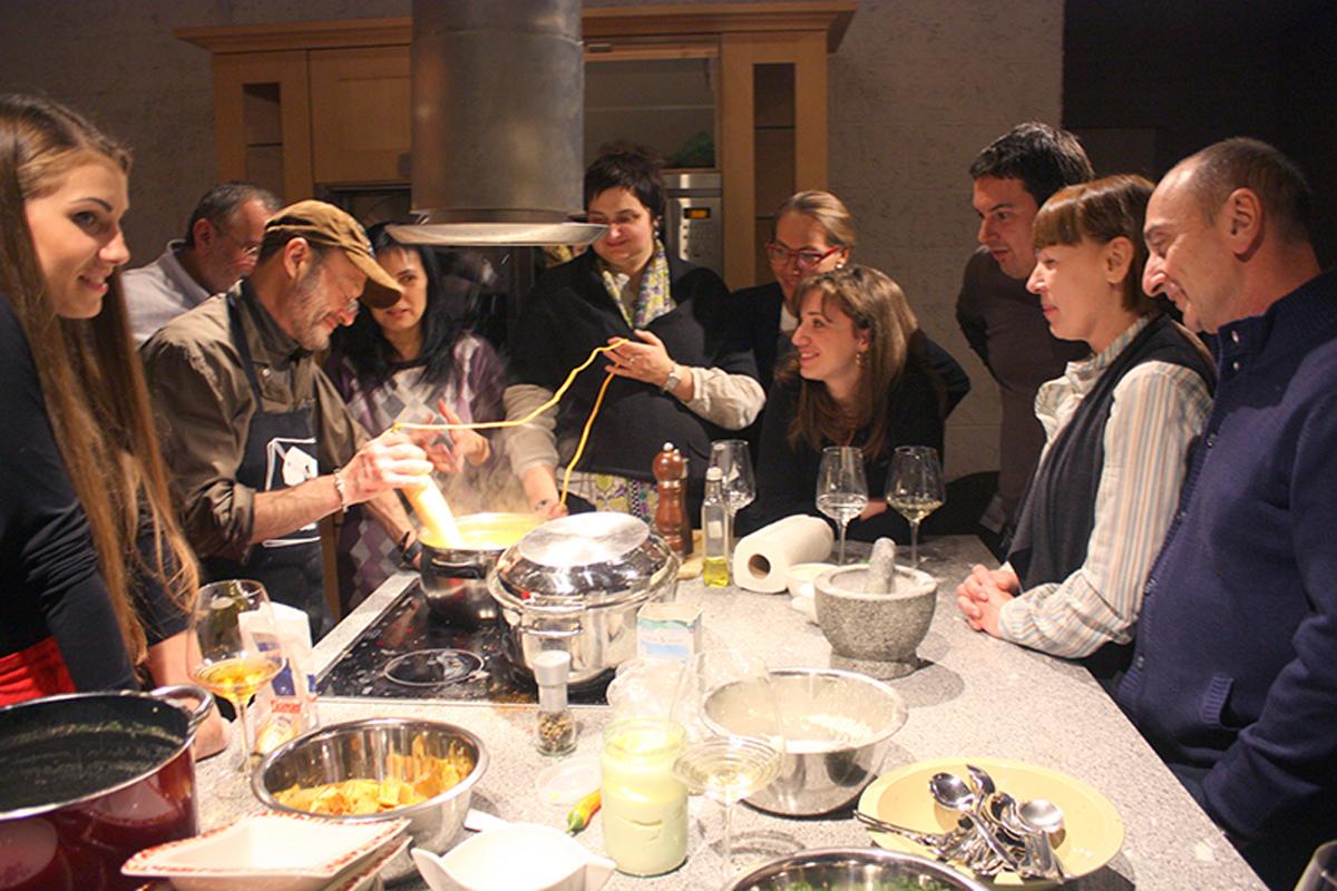 Кулинарный мастер класс «Четыре супа». Одесский блог Марии Каленской о кулинарии.