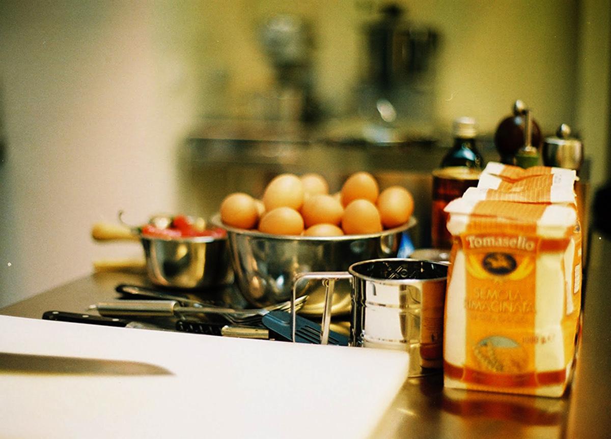 Константин Россошенко - мастер класс от шеф-повара. Одесский блог Марии Каленской о кулинарии.