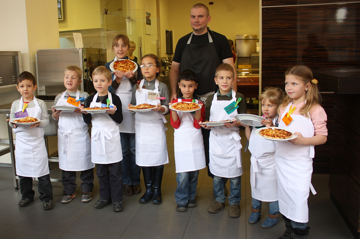 How to cook dinner for mom. Cooking classes in Odessa.