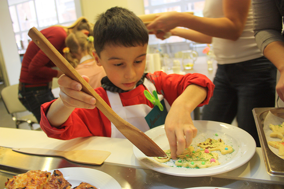 Обед для мам. Кулинарный мастер класс «Готовим для любимой мамы». Одесский блог Марии Каленской о кулинарии.