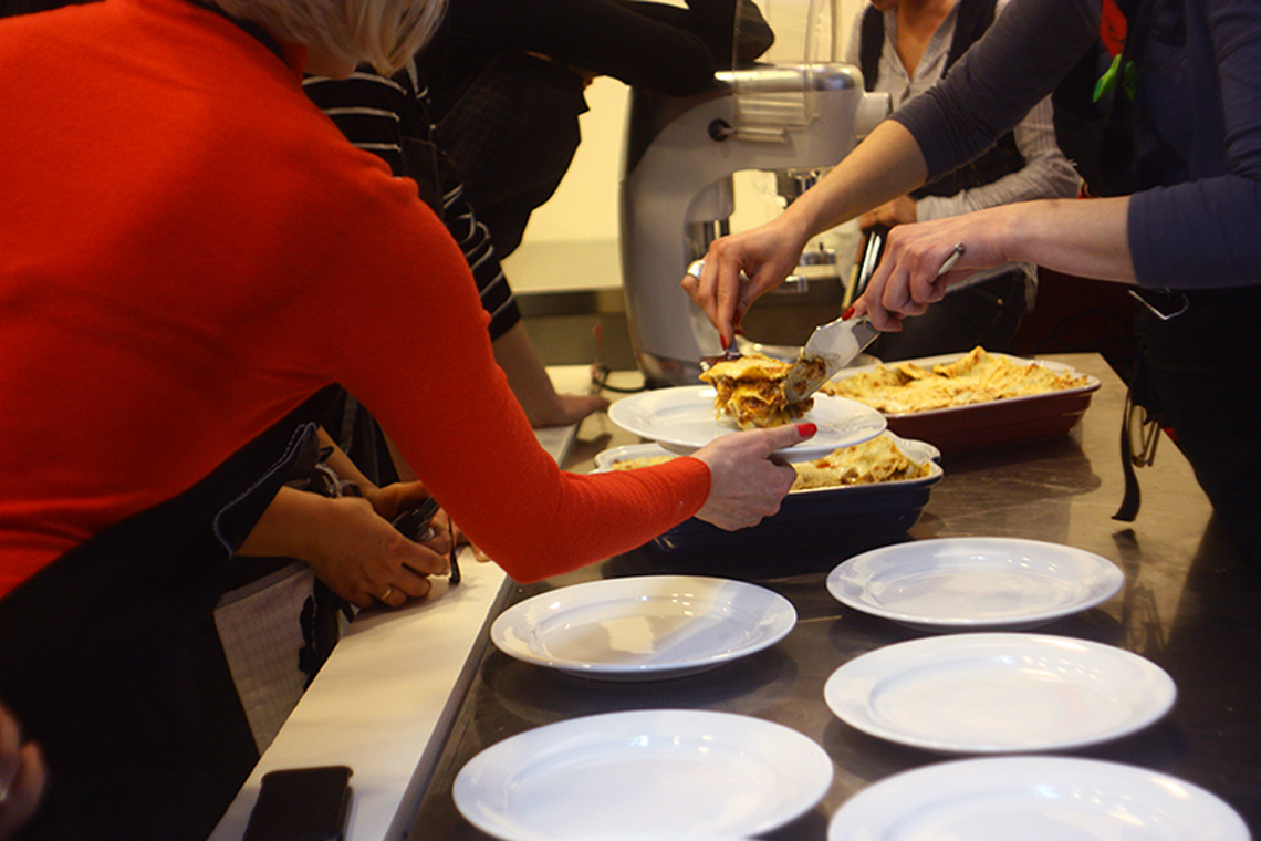 Кулинарный мастер класс «Секреты итальянской кухни». Одесский блог Марии Каленской о кулинарии.