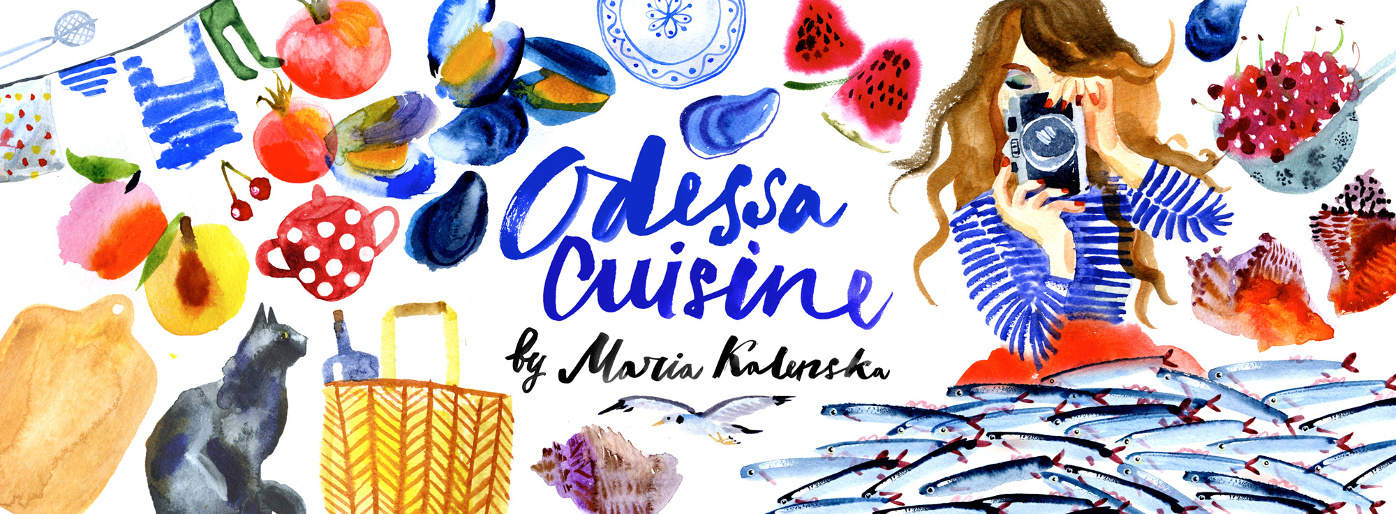 Maria Kalenska Gastronomy Blog