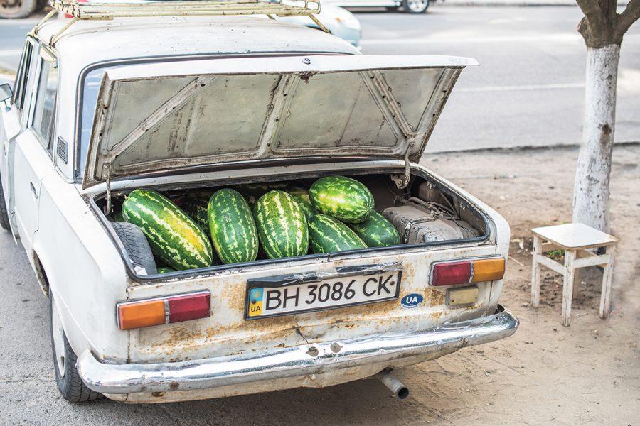 Лето в Одессе. Одесский блог Марии Каленской о кулинарии.