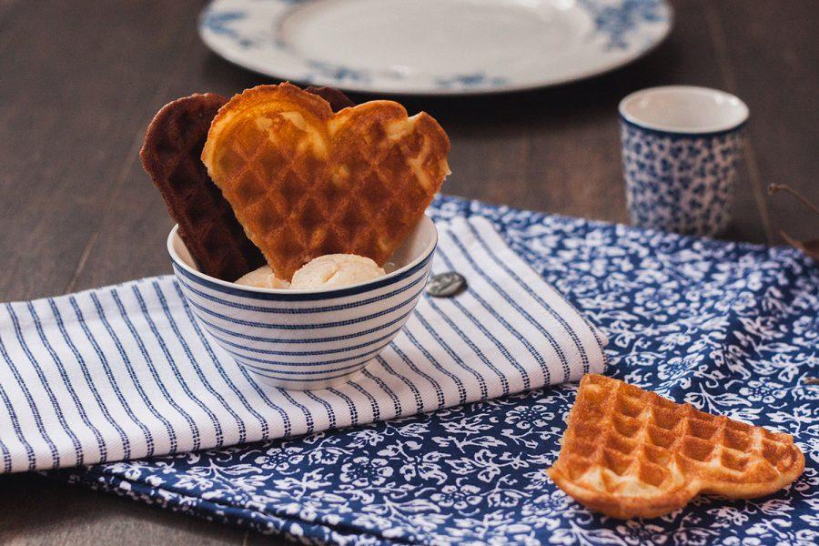 Бельгийские ванильные вафли по рецепту Пьера Эрме. Вкусные рецепты от Марии Каленской.
