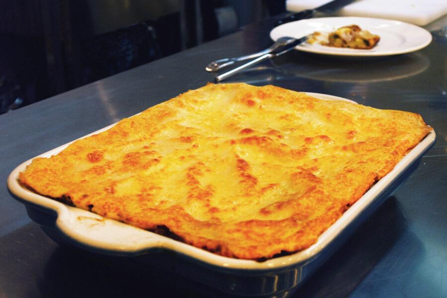 Каннеллони по-итальянски, рецепт с фото. Кулинарный сайт Марии Каленской.