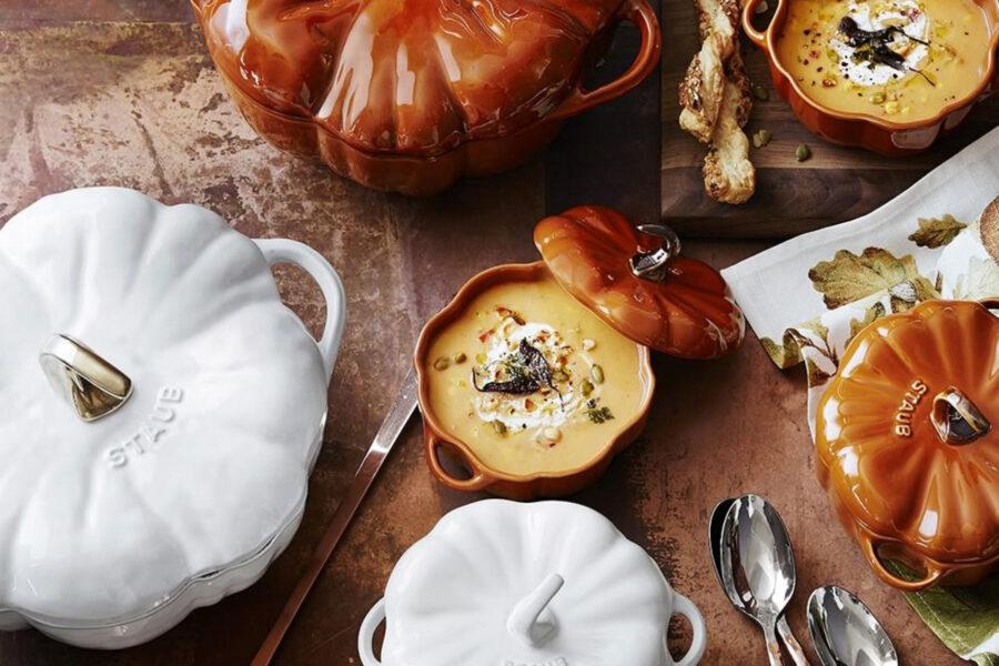 Чугунная кастрюля Staub. Одесский блог Марии Каленской о кулинарии.
