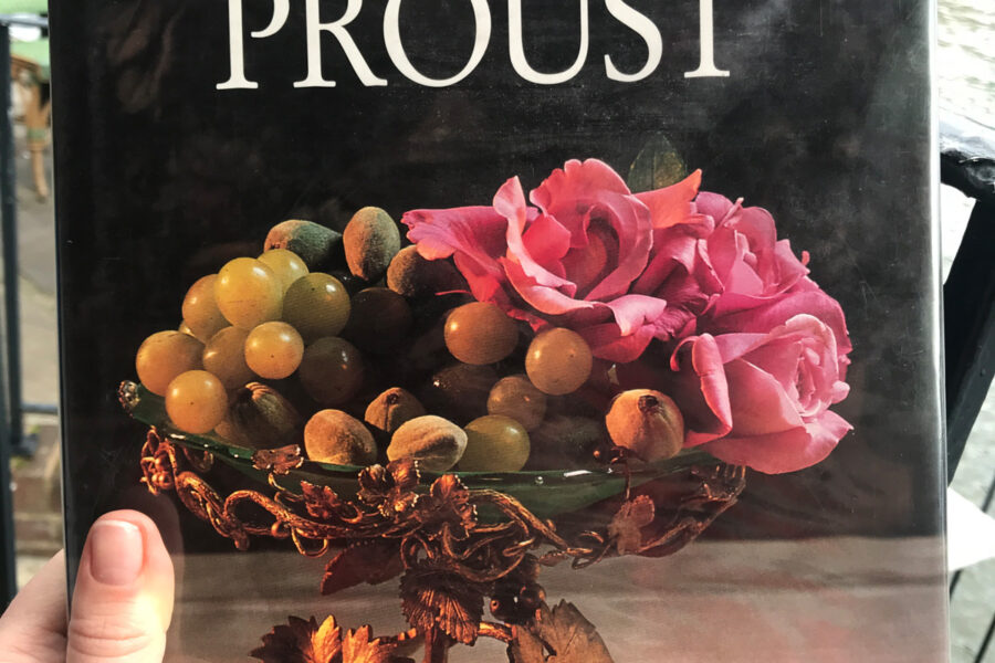 Dining with Proust. Maria Kalenska blog about Odessa