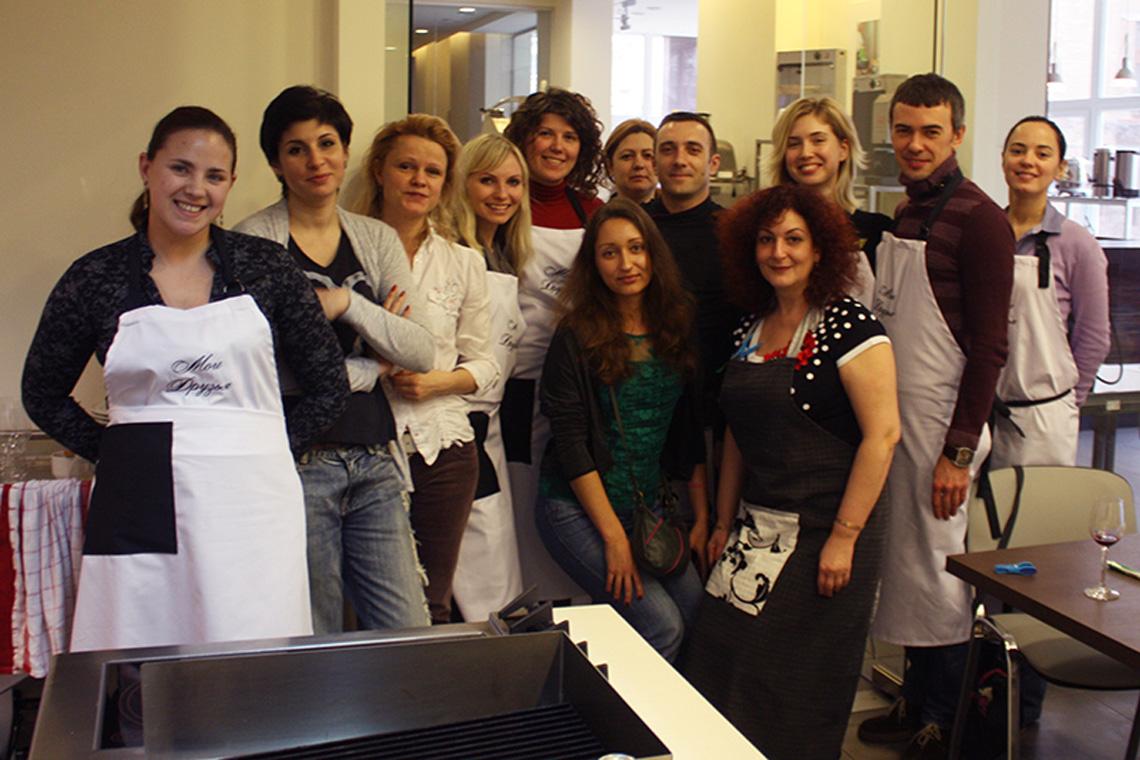 Кулинарные курсы. Курс «Мясо & Гриль & Барбекю». Кулинарный сайт Марии Каленской.