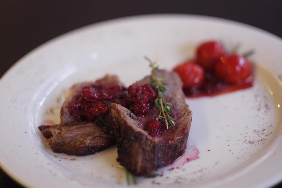 Bourgogne Pinot Noir - основа для блюд кулинарного урока «Синергия еды и вина»