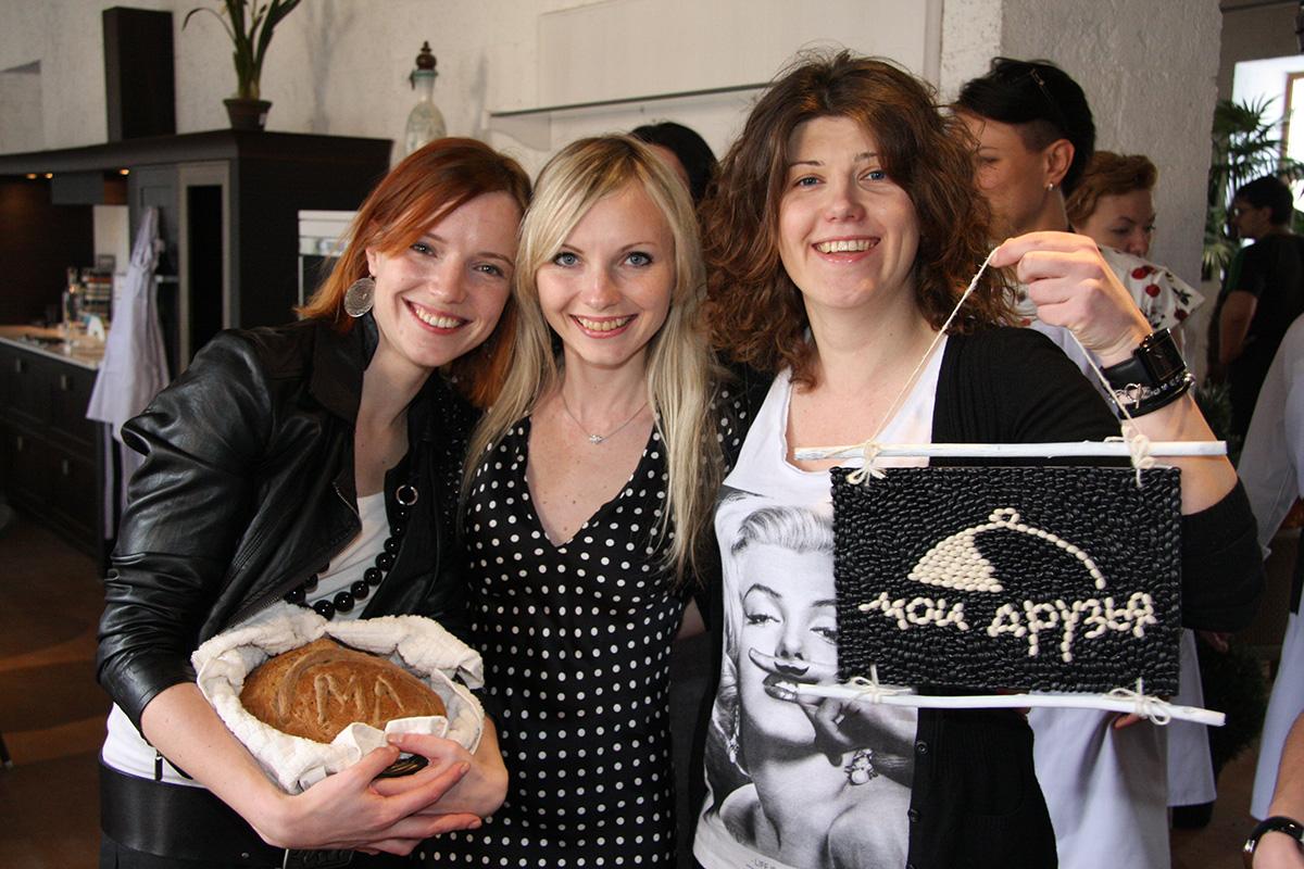 День рождения школы «Мои друзья» - первой в Одессе и второй в Украине кулинарной школы. Как начинались курсы кулинарии в Одессе.