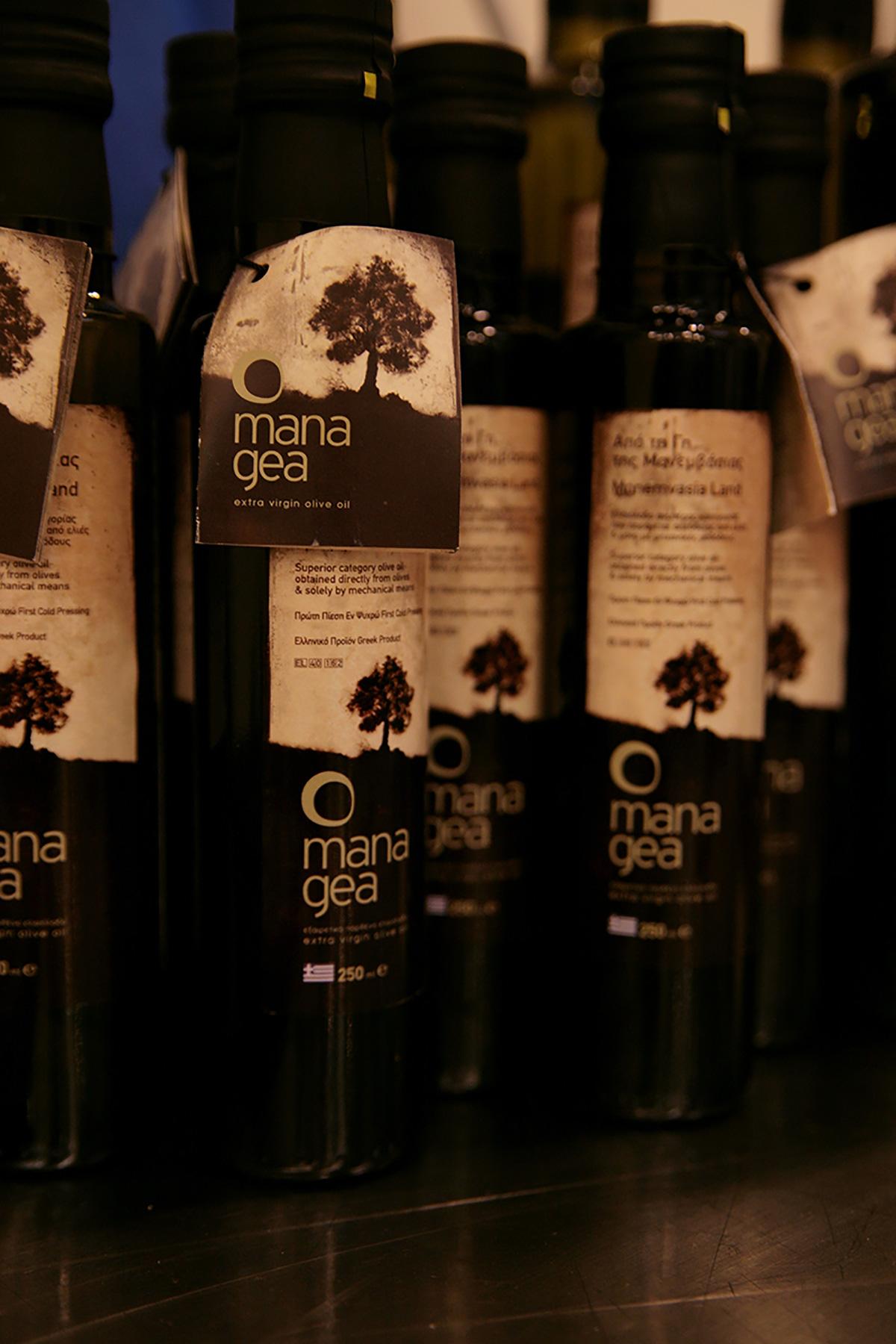 Оливковые масла от Mana Gea. Урок «Греческая кухня»