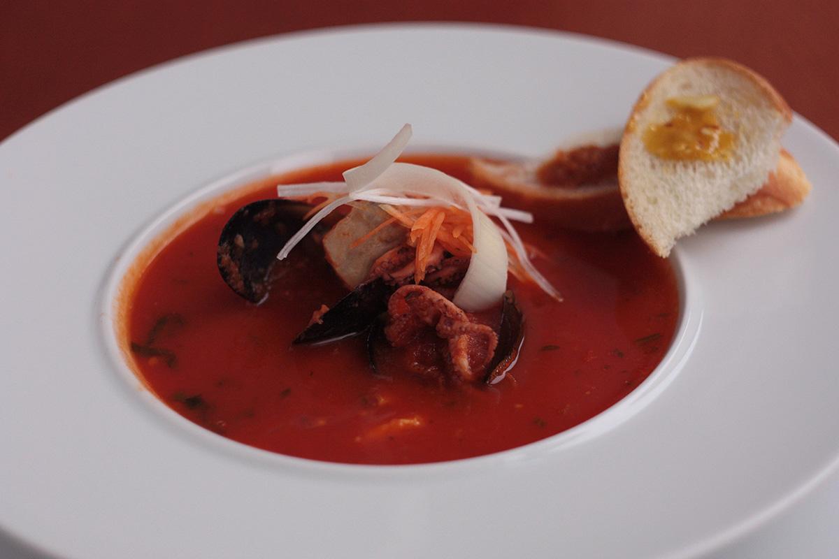 Суп для урока «Супы трех континентов»