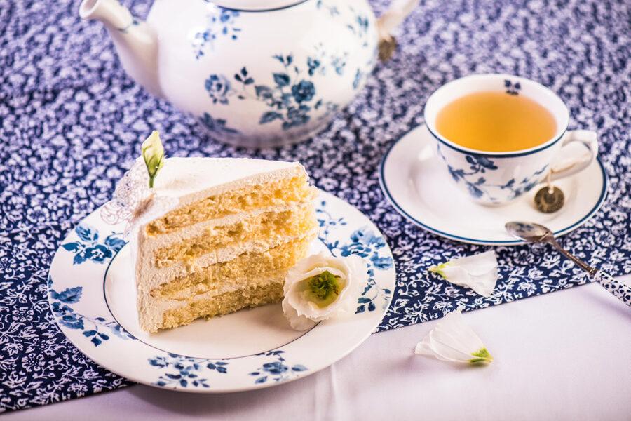 Свадебный торт королевской семьи.