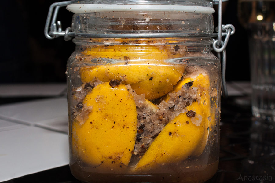 Spiced preserved lemons. Best step by step cooking recipes with pictures