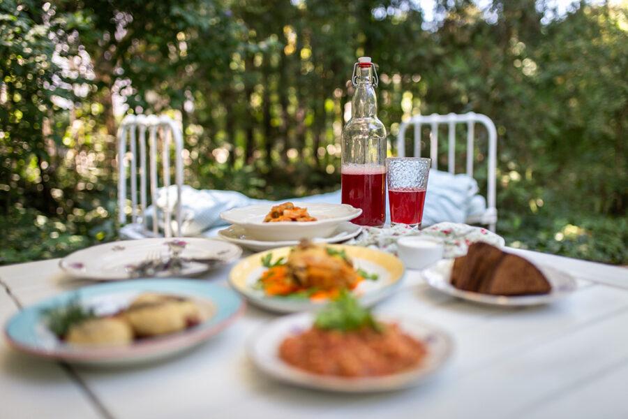 Одесская кухня народов мира