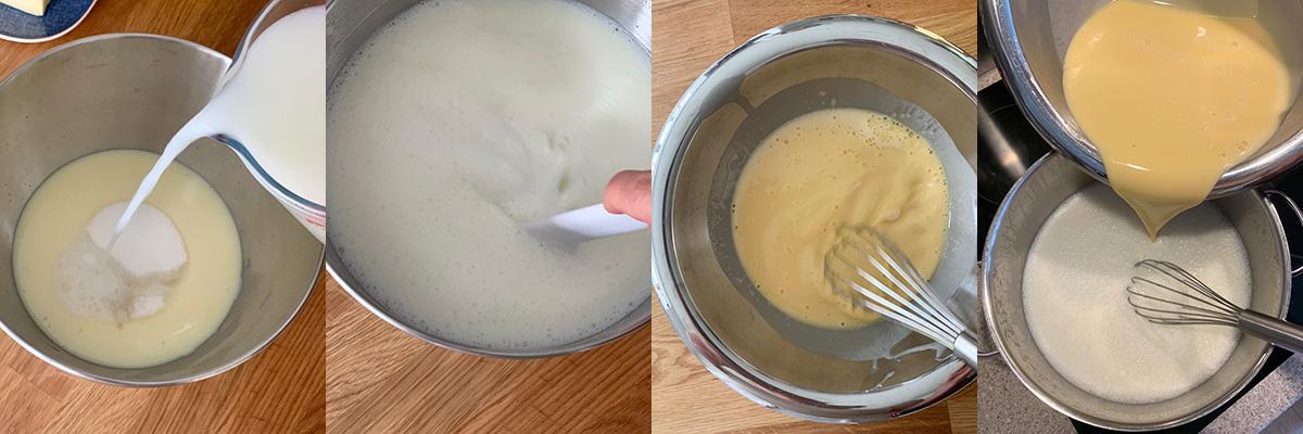 Cook cream