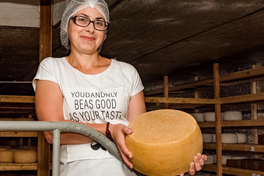 Бессарабская сыроварня «Щедра околиця». Кулинарные мастер классы для взрослых