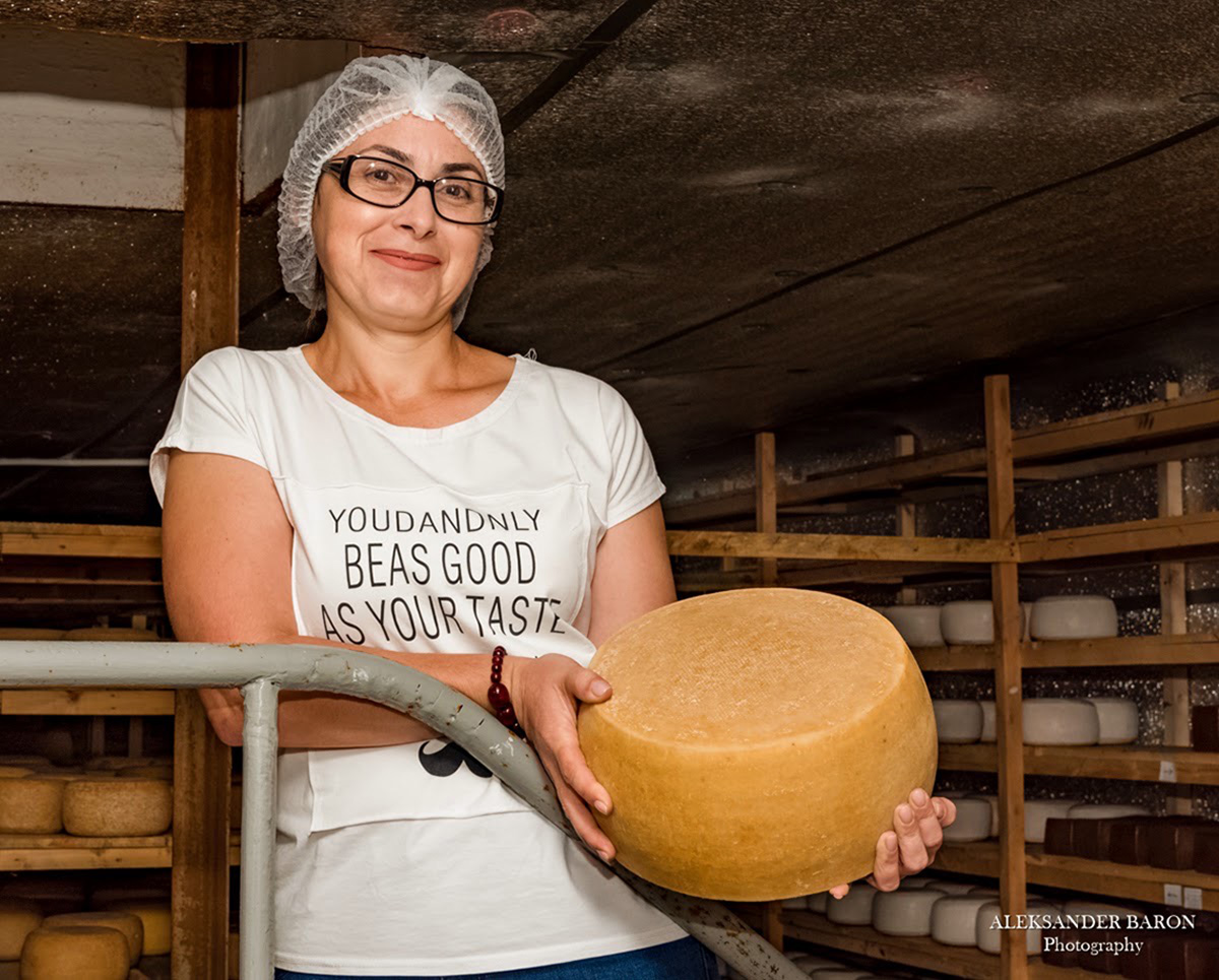 Bessarabian Cheese Factory. Сooking masterclass for adults in Odessa.