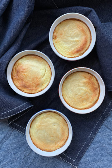 Baked curd cheesecake or zapekanka. Cooking at home with step-by-step recipes.