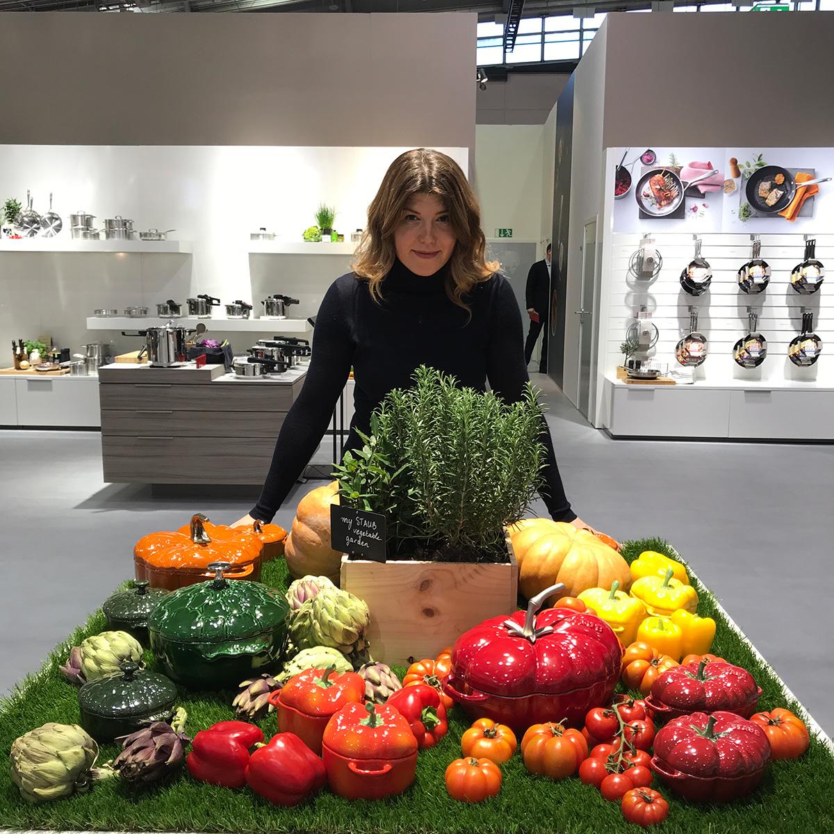 Самая важная выставка в мире посуды и декора для дома – Ambiente во Франкфурте