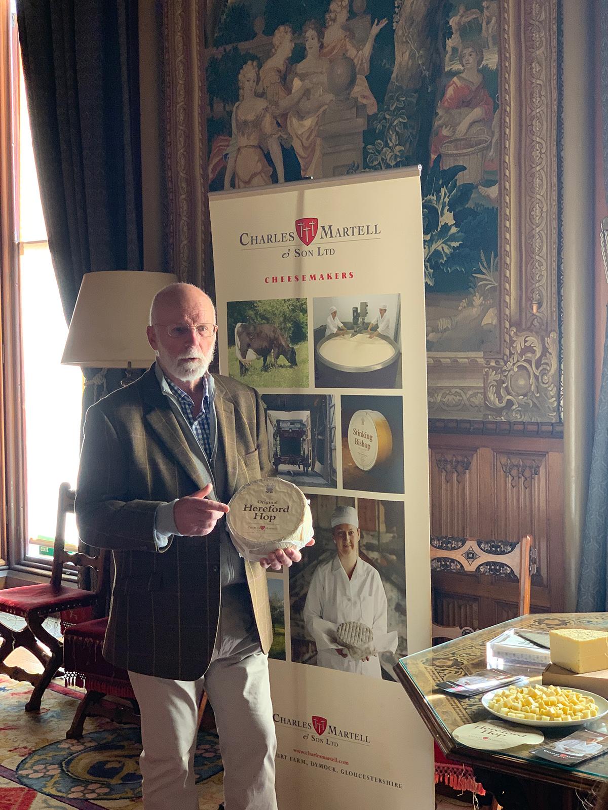 Сыроварня Charles Martell & Son - знаменитые сыры в гастрономическом блоге Марии Каленской