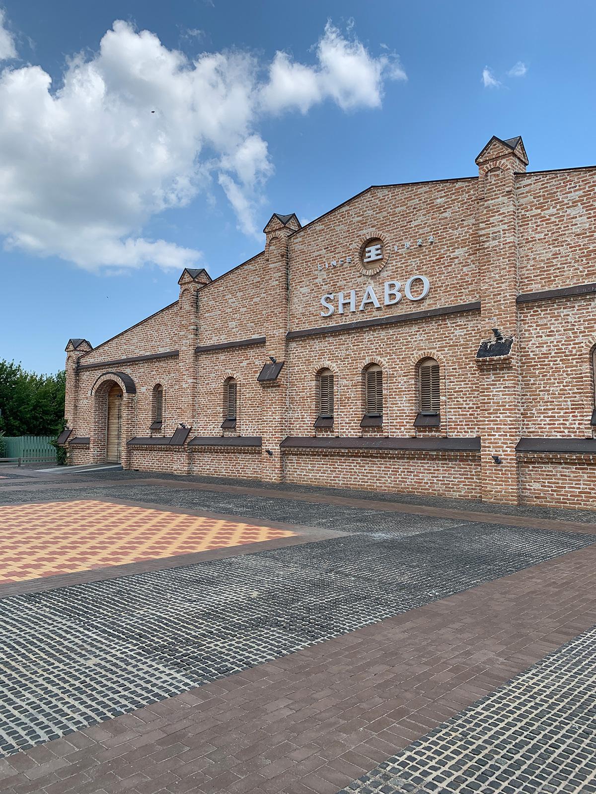 Рабочая поездка в Бессарабию: винодельня Shabo. Гастрономические туры Марии Каленской