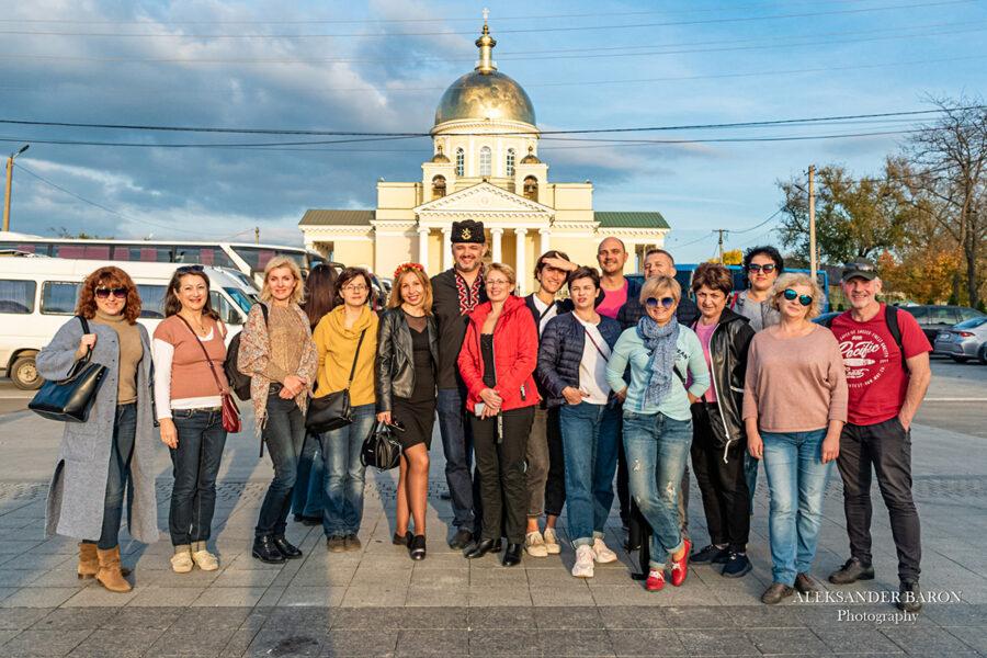 Международный винный фестиваль Bolgrad Wine Fest. Гастрономические туры Марии Каленской