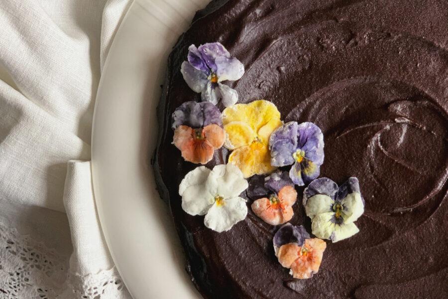 Английский шоколадный торт жениха. Самые вкусные и интересные блюда в кулинарном блоге Марии Каленской.