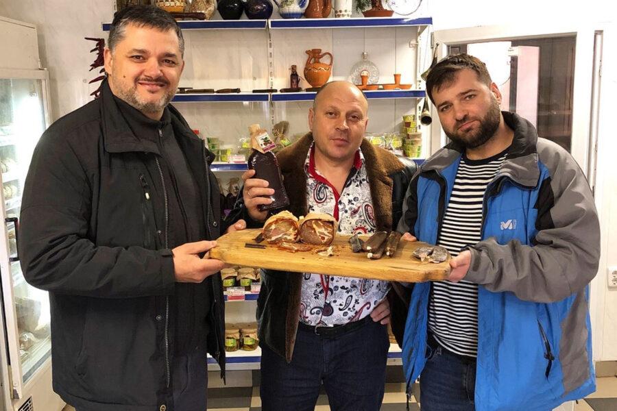 В Бессарабию с шеф-поваром. Кулинарные мастер классы для взрослых.