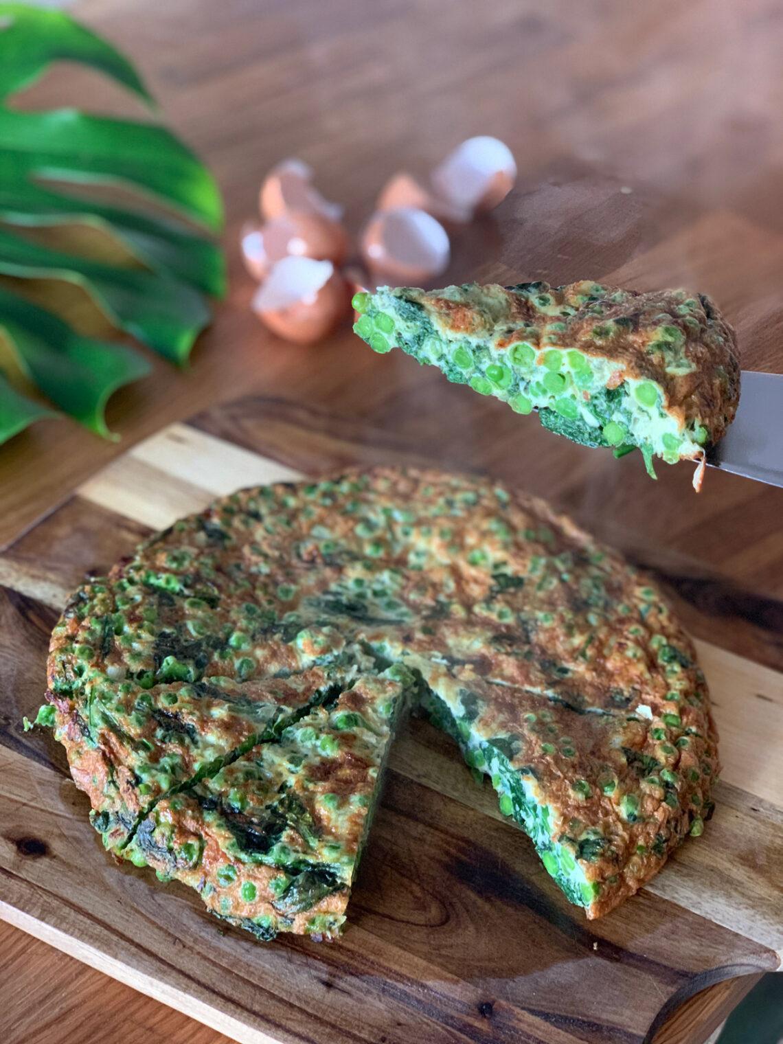 Зеленая тортилья - доступная испанская экзотика. Самые вкусные блюда в кулинарном блоге Марии Каленской.