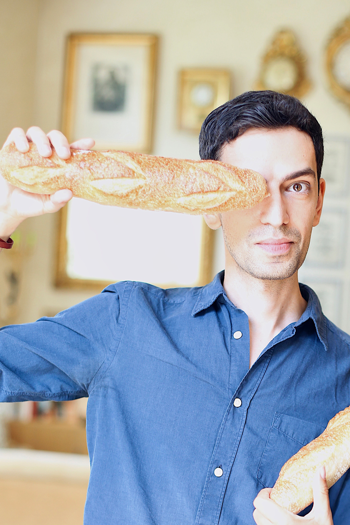 Online-курс по выпечке «ЖИВОЙ ХЛЕБ». Кулинарные мастер классы для взрослых