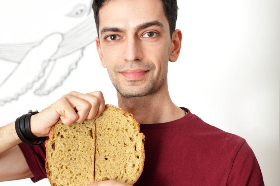 Online-курс посвященный приготовлению хлеба. Кулинарные мастер классы для взрослых.