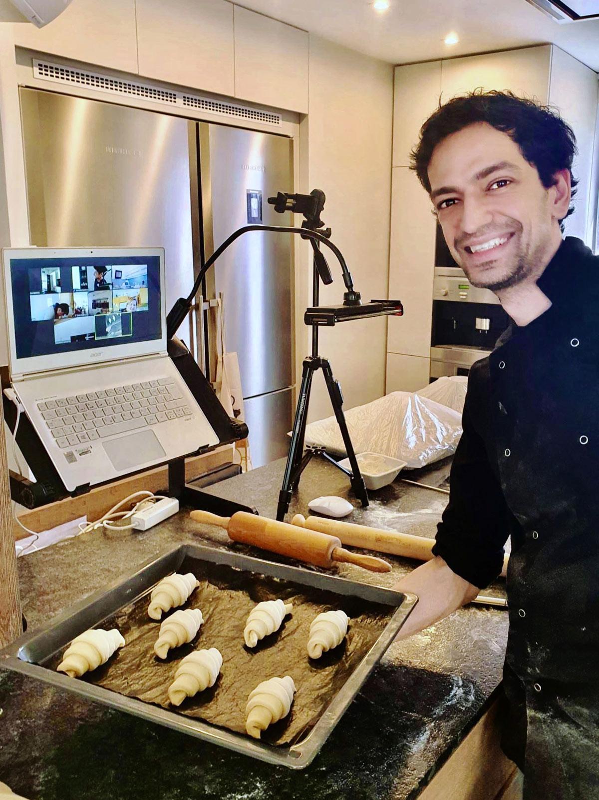 Online-курс по выпечке «ЖИВОЙ ХЛЕБ». Кулинарные мастер классы для взрослых.
