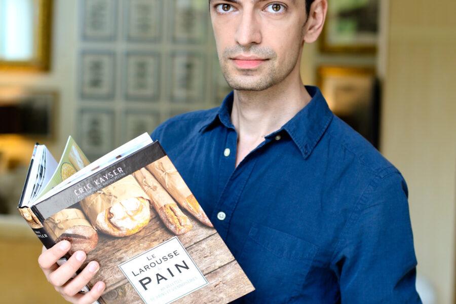 Словацкий пекарь и автор кулинарных книг Mykola Nevrev