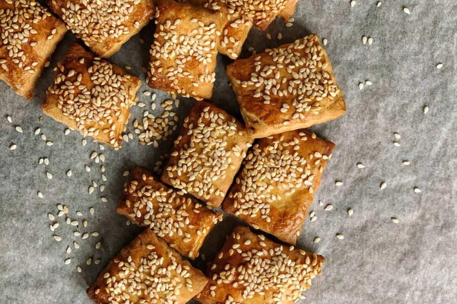 Крекеры на закваске пекаря Mykola Nevrev на сайте кулинарии фуд-блогера Марии Каленской