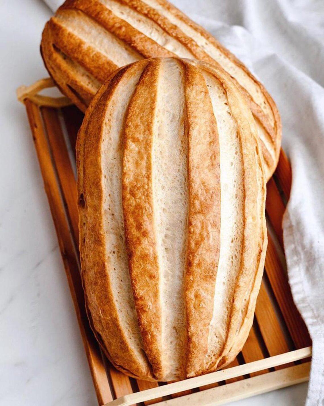 Нормандский хлеб пекаря Mykola Nevrev на сайте кулинарии фуд-блогера Марии Каленской