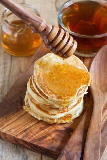 Оладушки на закваске - кулинарные рецепты с фото фуд-блогера Марии Каленской