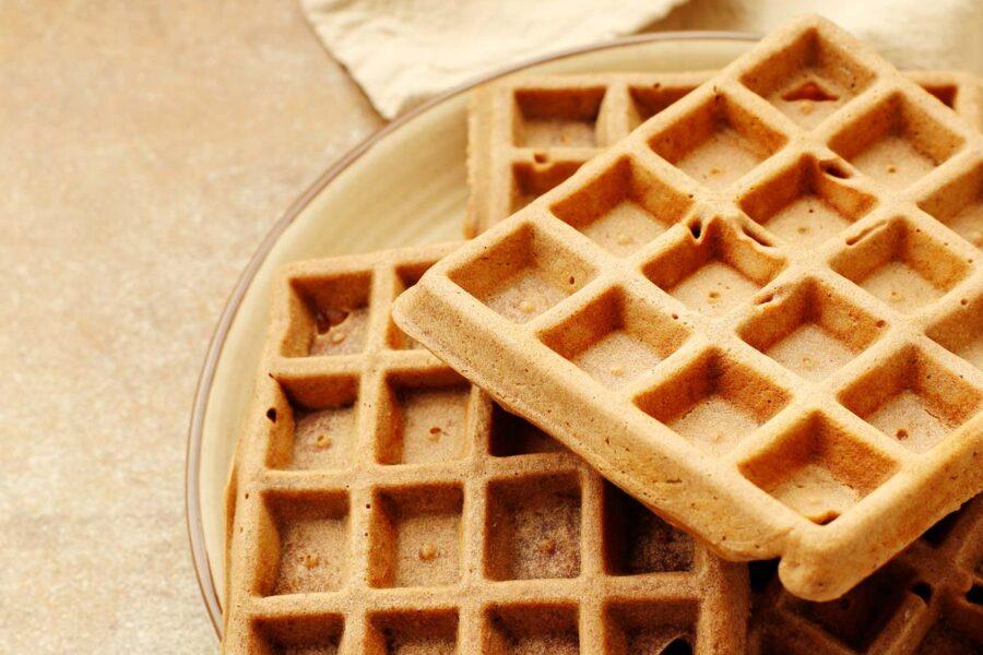Вафли на закваске - кулинарные рецепты с фото фуд-блогера Марии Каленской
